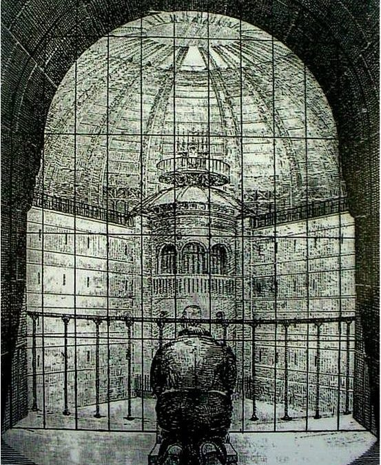 Sobre los orígenes de la arquitectura penitenciaria
