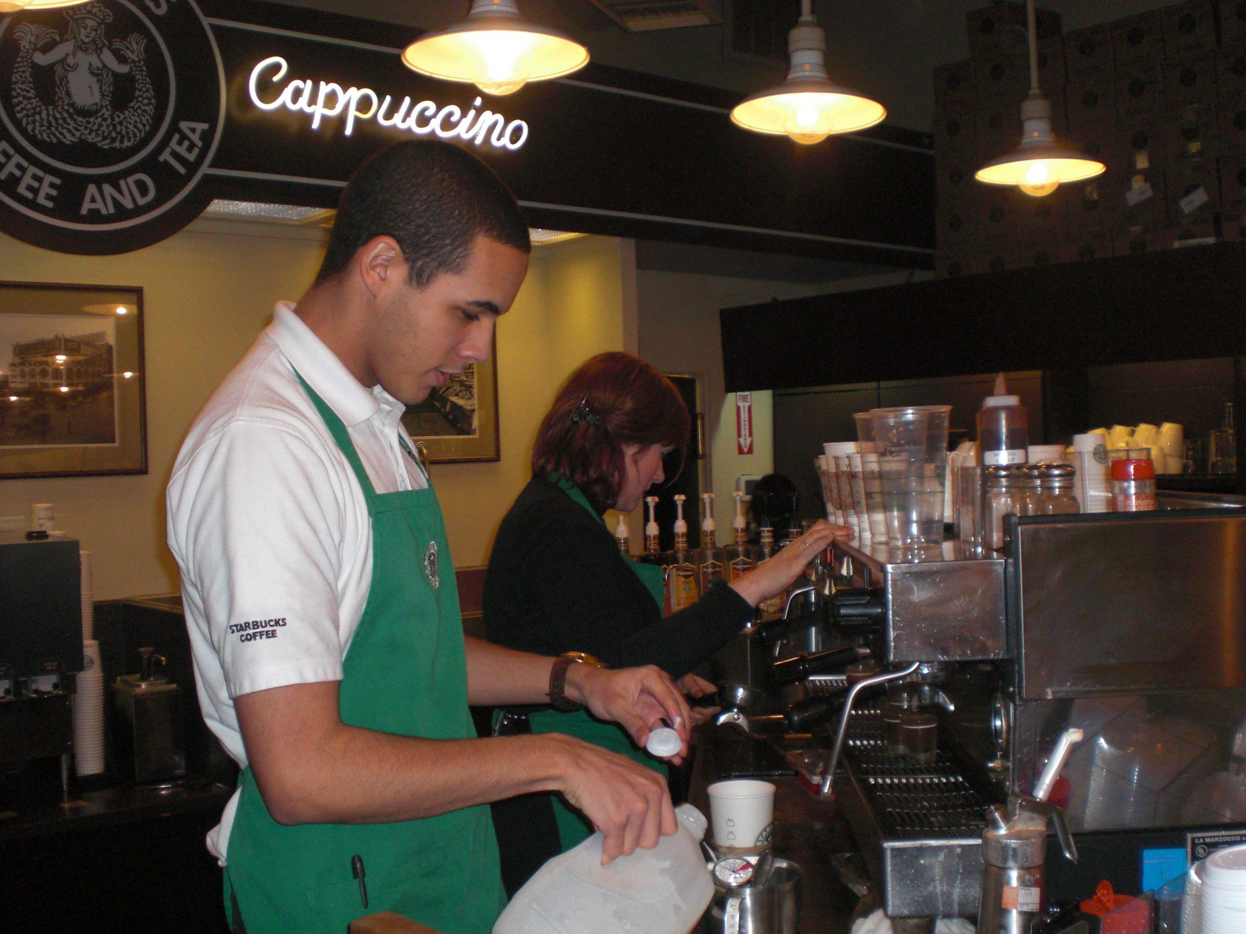Casos: ¿Por qué Starbucks no es italiano?
