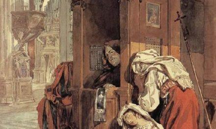 Testamentos y confesores. Sobre la STS (1ª) 255/205 y a propósito del artículo 752 del Código Civil