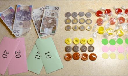 Los niños y el dinero: modo cooperativo y modo mercado