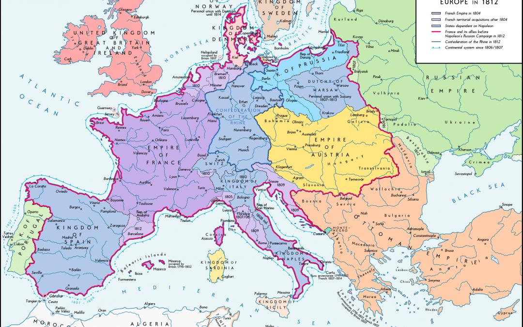 Reformas prusianas, Adam Smith, Napoleón y el Code Civil