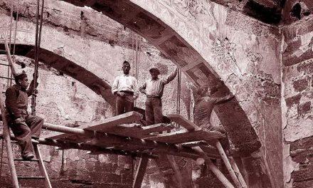 La venta de las obras del Monasterio de Sijena
