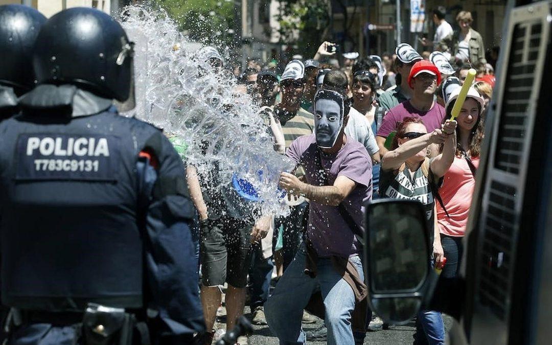 Policía política