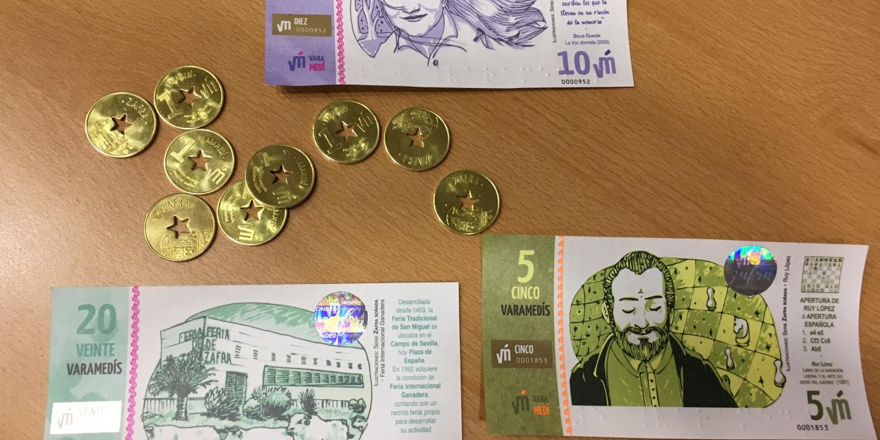 Notas sobre las monedas locales