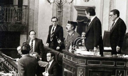 En memoria de Landelino Lavilla (1934-2020)