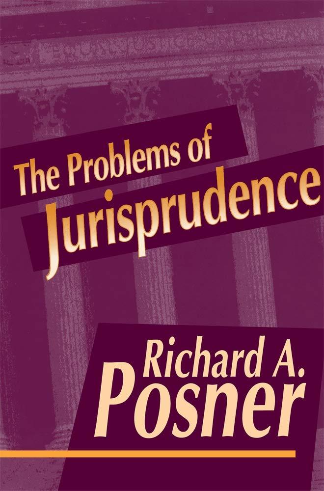 The Problems of Jurisprudence: Amazon.es: Posner, Richard A.: Libros en idiomas extranjeros